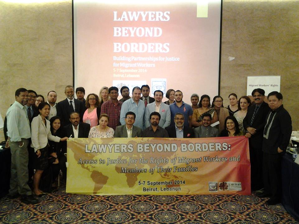 2nd Lawyers Beyond Borders Conference in Beirut, Lebanon